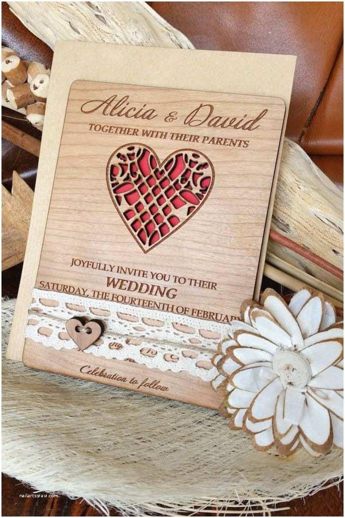 Woodsy Wedding Invitations 1000 Ideas About Wood Wedding Invitations On Pinterest