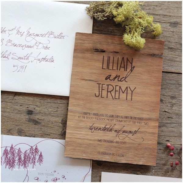 Woodsy Wedding Invitations Whimsical Woodland Wedding Invitations Invitation Crush