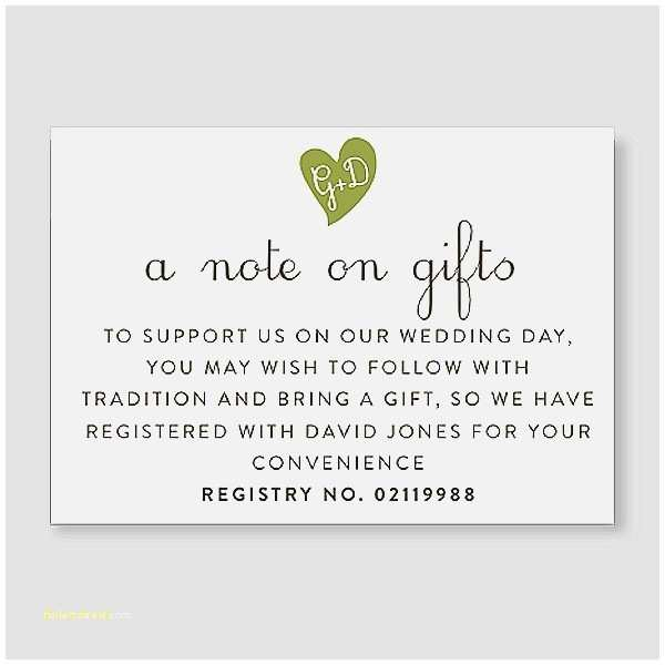 Wording for Cash Gifts On Wedding Invite Baby Shower Invitation New Baby Shower Gift Registry
