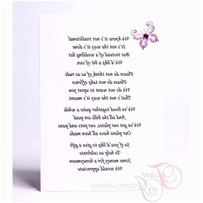 Wording for Cash Gifts On Wedding Invite How to Word Cash Gift for Wedding Invitation