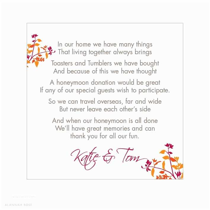 Wording for Cash Gifts On Wedding Invite Wedding Invitation T Wording Google Search