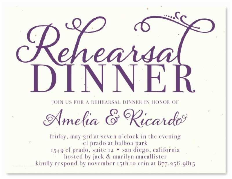 wedding rehearsal invitation wording samples