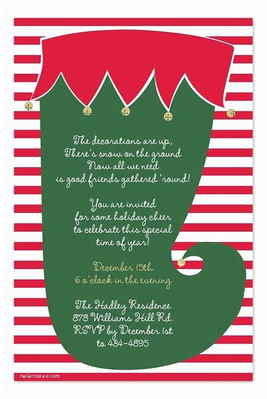 Christmas Party Invitation Christmas Party Invitations Wording For