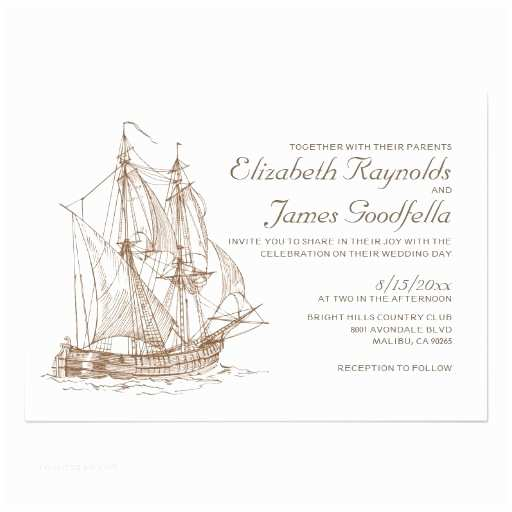 Yacht Wedding Invitation Wording Personalized Cruise Ship Invitations