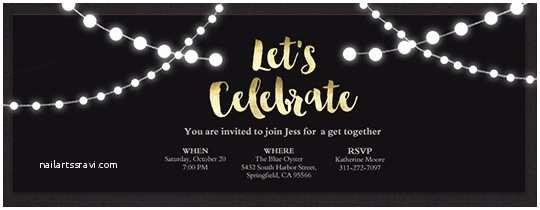 Year End Party Invitation Templates Free Birthday Party Invitations for Her Evite