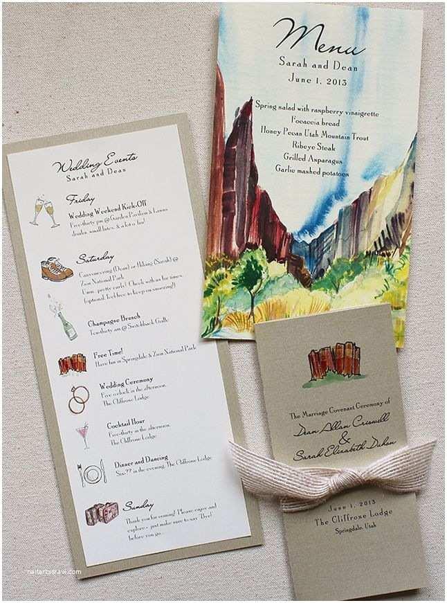 Yosemite Wedding Invitations 1000 Images About National Park Wedding On Pinterest